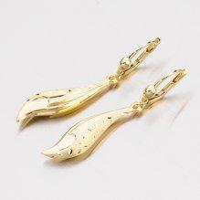 Zlaté náušnice 143-1647