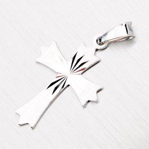 Stříbrný kříž YNG3067