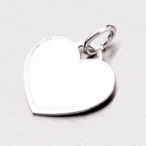 Stříbrné srdce LCB-020-TPZG