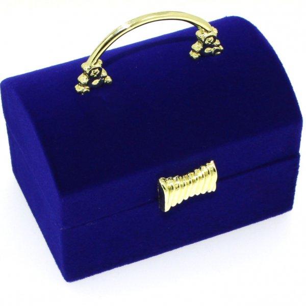 Krabička na šperky ve tvaru kabelky FU-98/A14
