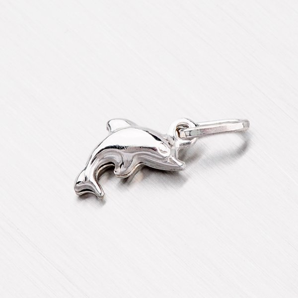 Stříbrný přívěsek - delfín YNG3059