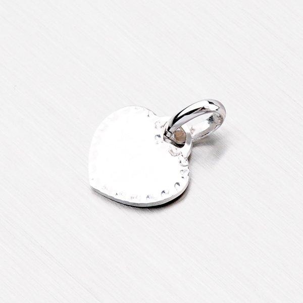 Stříbrné srdce YNG3070