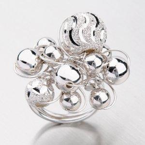 Masivní stříbrný prsten YNG1001