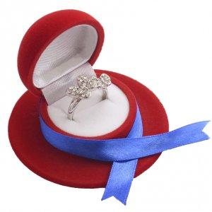 Krabička na šperky - klobouk FU-94/A7