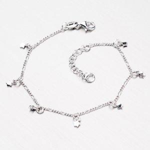 Dámský stříbrný náramek B1603010-0331-SLX