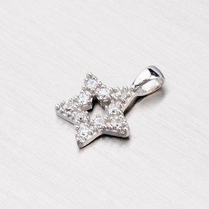 Stříbrný přívěsek - hvězdička YNG3075