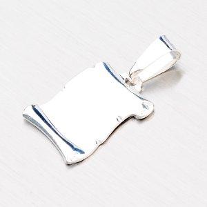 Stříbrná destička P1300299-2158