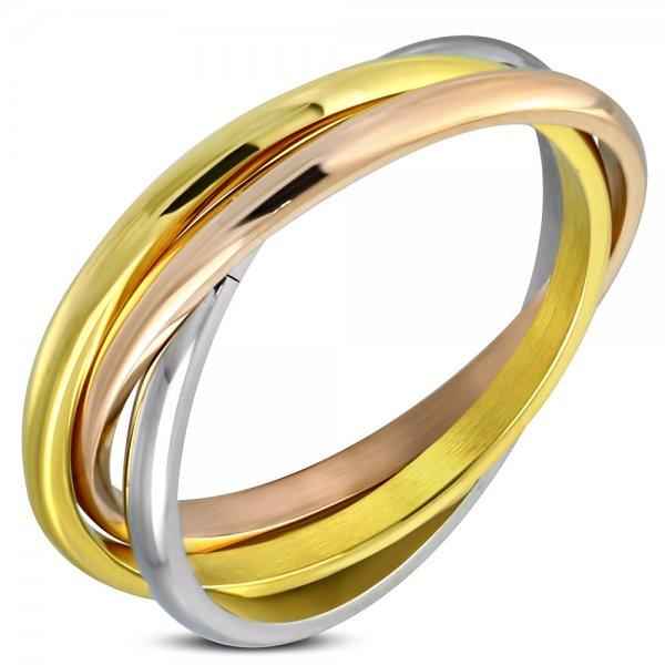 Prsten z oceli GVRR023