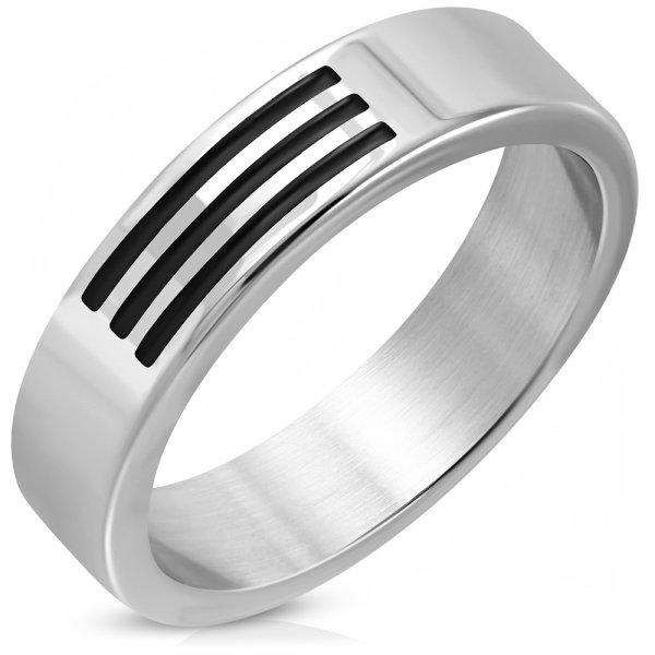 Pánský ocelový prsten GRTH332