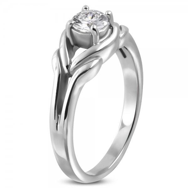 Prsten z oceli GRCZ082