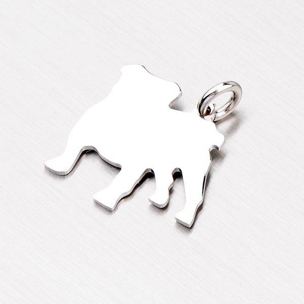 Stříbrný přívěsek - pejsek P1601219-0532-SLX