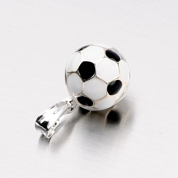 Stříbrný přívěsek - míč P1504483-1397-SLX