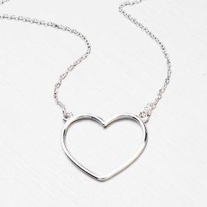 Stříbrný náhrdelník N1601486-1304-SLX