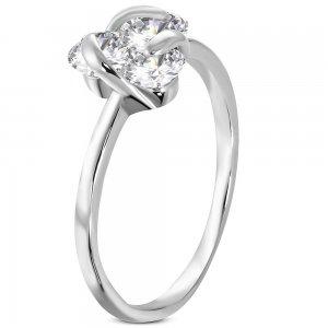 Prsten z oceli GZRC199