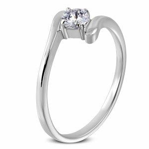Prsten z oceli GZRC011