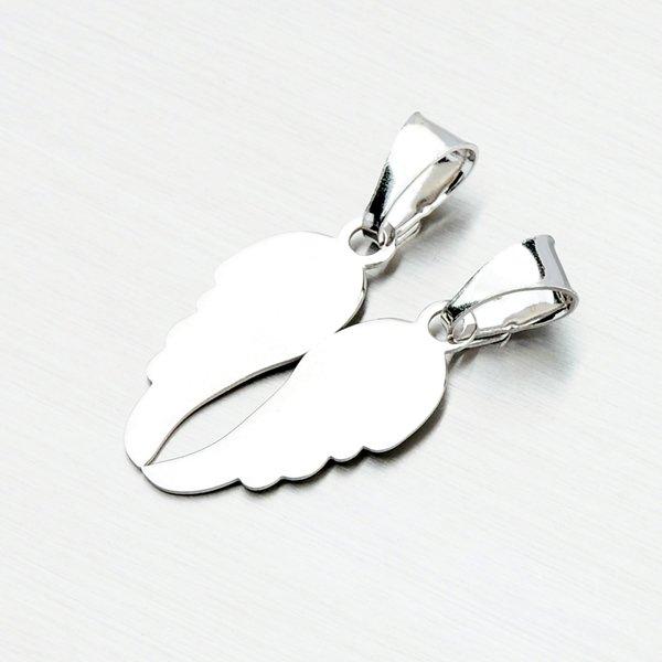 Přívěsek pro pár - andělská křídla P1402450-1507
