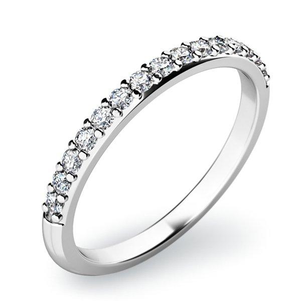 Zásnubní prsten s diamanty ZP-10845D