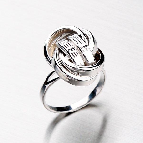 Prsten ze stříbra XXHAR5979-RD-DC