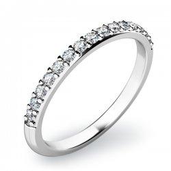 Zásnubní prsten se zirkony ZP-10845