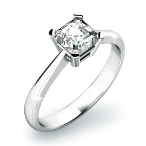 Zásnubní prsten se zirkonem ZP-10808
