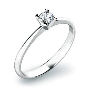 Zásnubní prsten se zirkonem ZP-10820