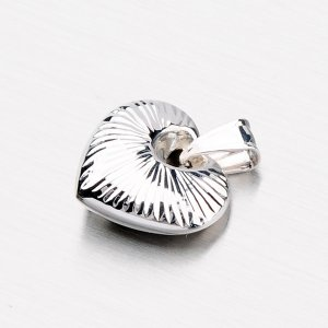 Stříbrné srdíčko XXDCSTP9170/3-RD