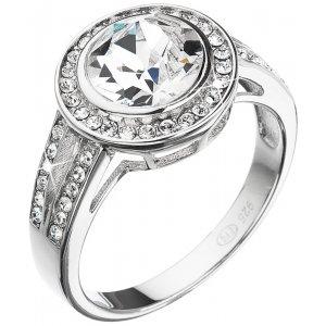 Prsten se Swarovski ELEMENTS 35047.1 Krystal