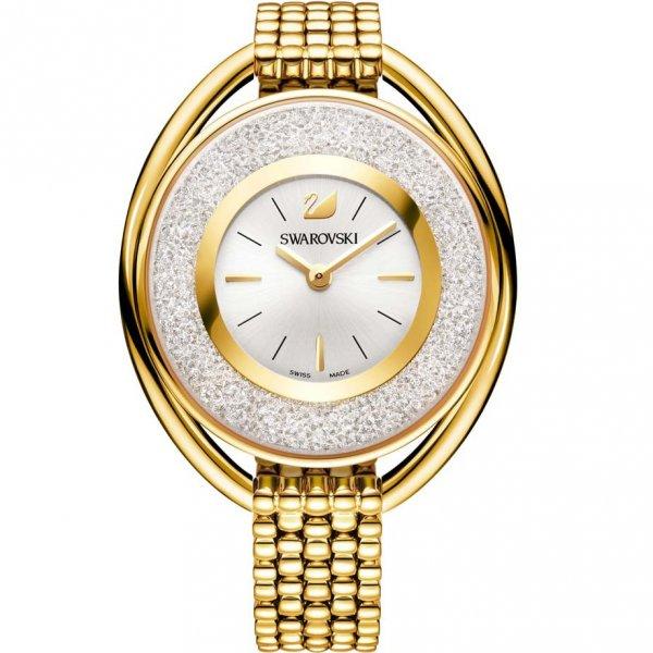Swarovski Crystalline Oval Gold Tone 5200339
