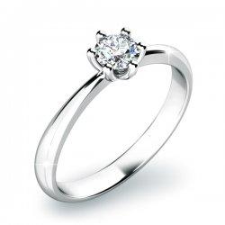 Zásnubní prsten s diamantem ZP-10819D