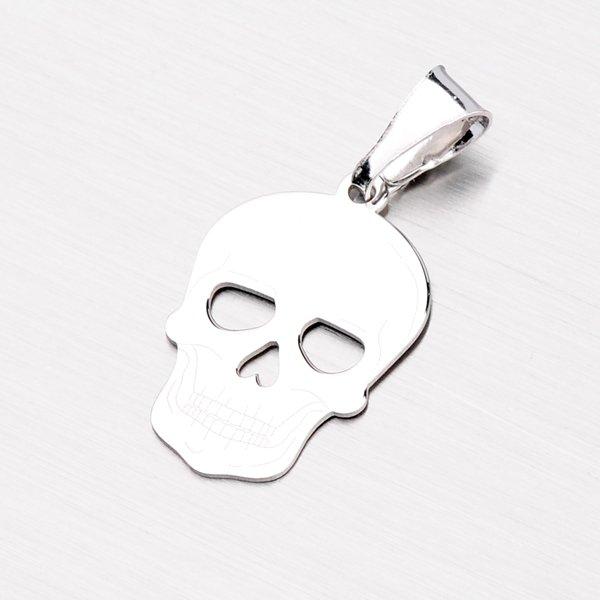 Stříbrná lebka P1403793-1507-SLX