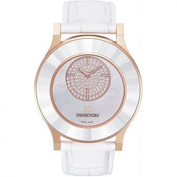 Swarovski Octea Classica asymmetric White Rose Gold 5095482