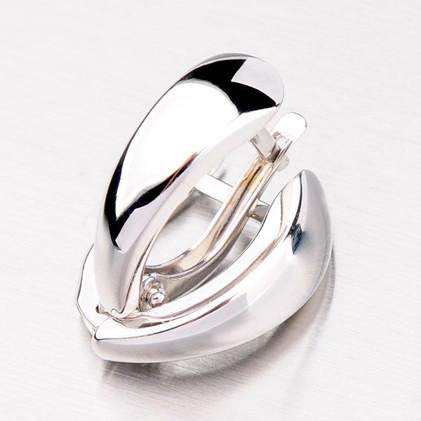 Dámské stříbrné náušnice XXNSE4375-RD