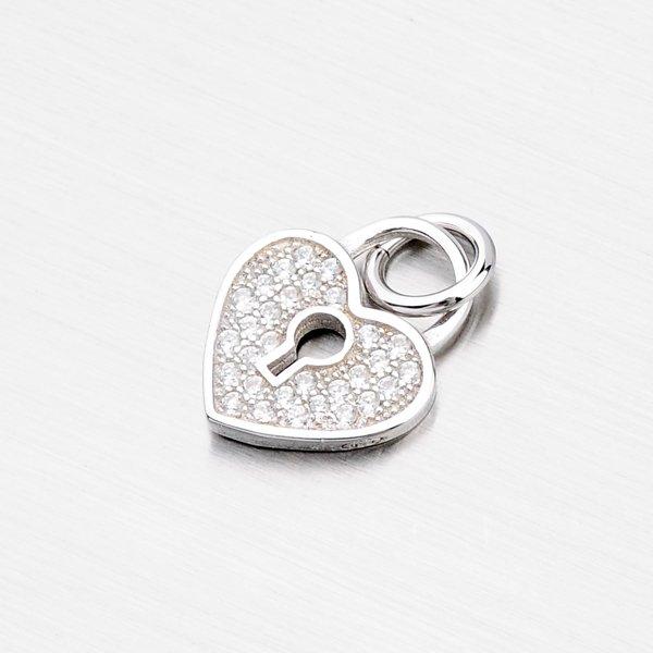 Stříbrné srdce P1603499-1905-SLX