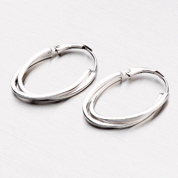 Stříbrné kruhy VXXTE9610-RD