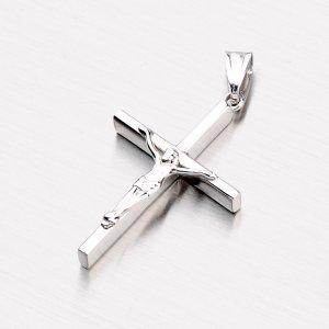 Kříž ze stříbra X3TP0923-RD