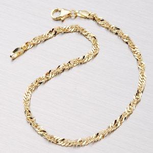 Zlatý náramek N304-0007