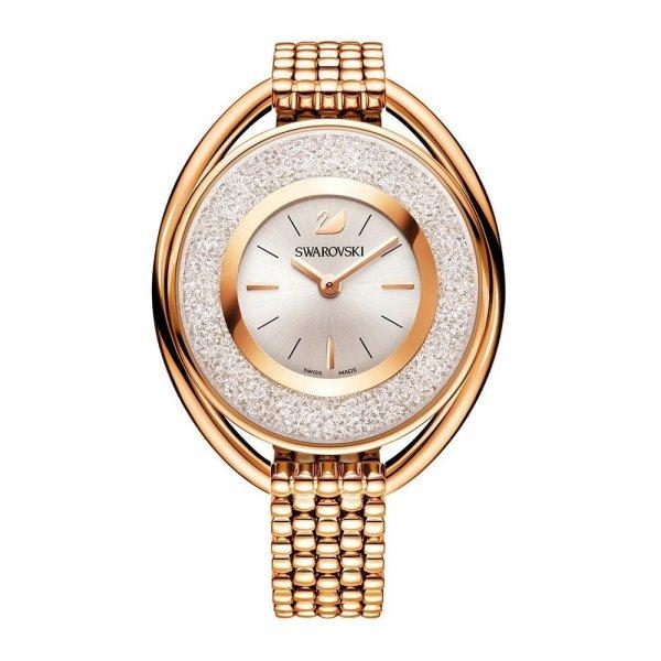 Swarovski Crystalline Oval Rose Gold 5200341