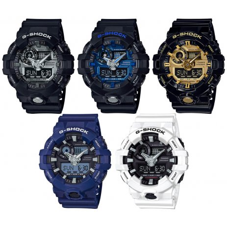 Casio - G-Shock GA 700-7A 15044280