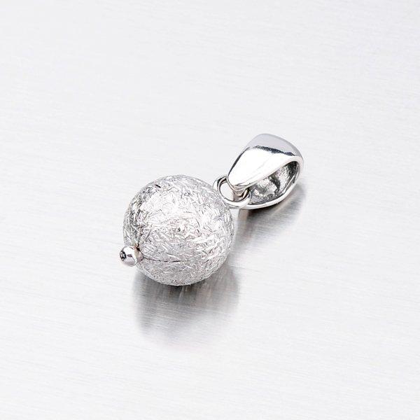 Stříbrný přívěsek - kulička 10mm PN9102D10