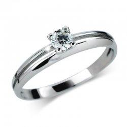 Zásnubní prsten s diamantem ZP1272