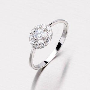 Dámský stříbrný prsten RXD01130120