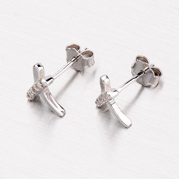 Pecky ze stříbra EXX25160018