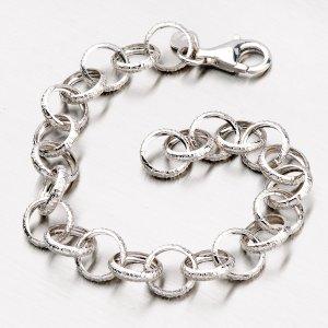 Stříbrný náramek B1504869-0996-SLX