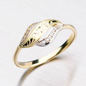 Zlatý prsten 51P-2982