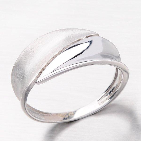 Dámský stříbrný prsten HK-651-OKS