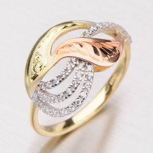 Zlatý prsten 51P-3112
