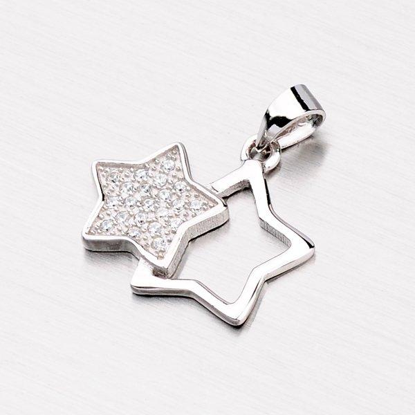 Přívěsek ve tvaru hvězd PXX14160016