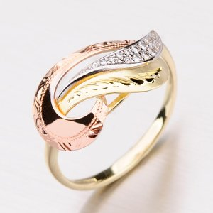 Zlatý prsten 51P-3109