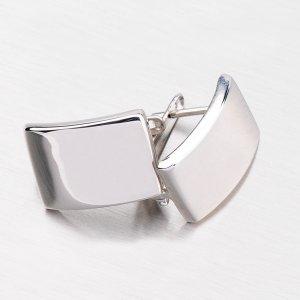 Dámské stříbrné náušnice CSK-028-OKS