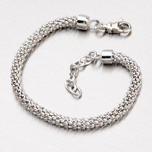 Stříbrný náramek B1400735-1264-SLX